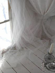 My Shabby Streamside Studio: My Shabby White Loft