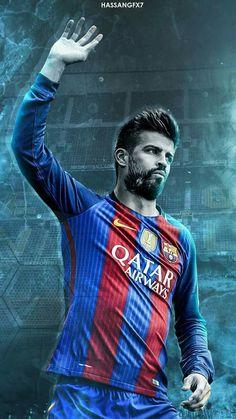 Pique #futbolbarcelona