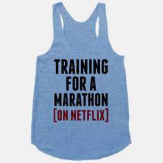 Yeah, a F.R.I.E.N.D.S marathon. :)
