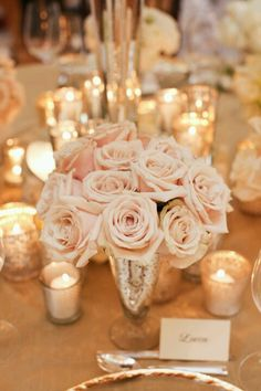 21 Intimate Wedding Ideas Using Candles