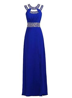Wallbridal Halter Stunning Sequin Chiffon Prom Dress with... http://www.amazon.com/dp/B015LR9VPQ/ref=cm_sw_r_pi_dp_ohPnxb0D6573E