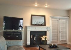 Custom Fireplace Design Ideas, Pictures, Remodel, and Decor - page 18