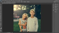 An Awesome Way to Sharpen Portraits in Photoshop: Working with Layers
