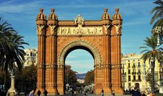 Travel & Adventures: Barcelona. A voyage to Barcelona, Catalonia, Spain, Europe.