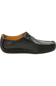 Clarks® Originals 'Natalie' Moc Toe Derby (Men)   Nordstrom Clarks Originals, The Originals, Men's Clarks, Moccasins, Derby, Casual Shoes, Nordstrom, Footwear, Toe