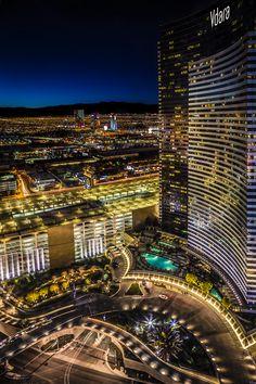 Vdara Hotel, Las Vegas, Nevada