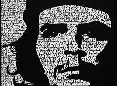 "Che Guevara... ""words that don't match deeds don't matter"""