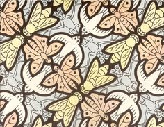 MC Escher Tessellations | escher3.jpg