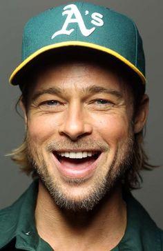 Brad Pitt (William Bradley Pitt) (born in Shawnee 92a0abc1e12f