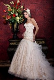 Couture Collection Wedding Dresses - Style 02621
