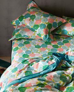 Zinnia Flannel Bedding