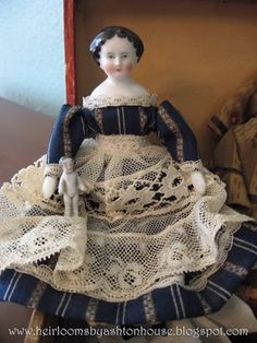 antique china head dolls- need to display my collection