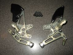 Attack Performance Rearsets 03  SV650 and 04-06 GSXR 600/750. Brand New - http://get.sm/FOl7WOU #wera New