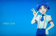 Baka and Test, Akihisa Yoshii Anime Guys, Manga Anime, Baka To Test, School Life, Otaku, Beast, Cosplay, Drawings, Artwork