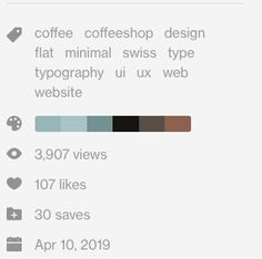 Palette, Coffee, Color, Kaffee, Pallet, Cup Of Coffee, Colour, Colors