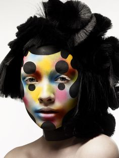Beauty #9  (by Rankin ,  Makeup by Alex Box)