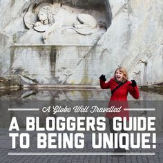 A bloggers guide to being unique!