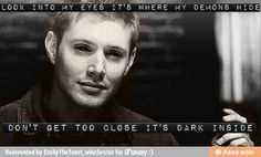 I think about Supernatural every time I hear that song. Demons by Imagine Dragons.