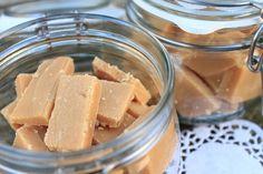Bilberry Tart: Grandma's Russian Toffee