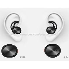 True Wireless Mini Bluetooth Stereo Earphones for Sports
