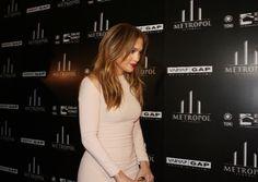 Jennifer Lopez, Metropol İstanbul'un Lansman Davetine Katıldı