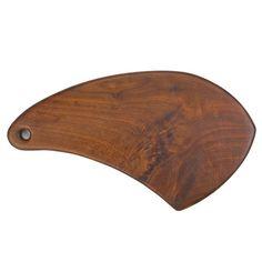 WHARTON ESHERICK Black walnut cutting board : Lot 608D