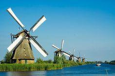 Kincir Angin. Zaanse Schans, Holland