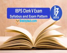 IBPS Clerk 2015 Main Exam Syllabus