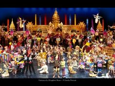 """Fantasy of a Kingdom"" - A Las-Vegas style Thai Culture & Illusion theatrical spectacle featuring over 150 cast and 30 elephants.#show #phuket #Thai  #theater"