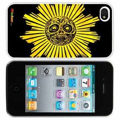 Zombie Sun Fashion Design Hard Case Cover Skin Protector for Iphone 4 4s Iphone4 At