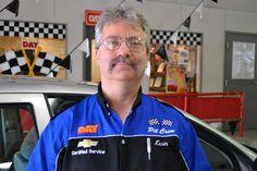 Kevin Beam - Shuttle Driver