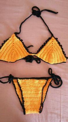 Crochet Bikini #sheila