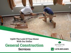 Adorn your home with our general construction service. Fabulous interior & exterior decorations at budget-friendly prices to cater to your specific needs. We are your best choice for #generalremodeling contractor in Atlanta, GA.
