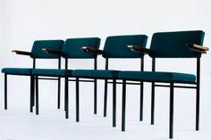 33MA - Gijs van der Sluis - VDS - the Netherlands , nice set of dining chairs!