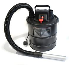 Fireplace Ash Vacuum - This vauum cleaner is really versatile, ideal for cleaning fire places, wood stoves and BBQs. The filter on the vaccum ensures that the ash remains within the tank to avoid any mess and no internal collection bag is needed.
