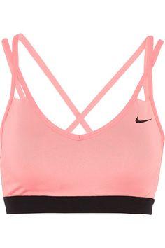 8afaa14efb1d9 Nike - Pro Indy stretch-jersey sports bra