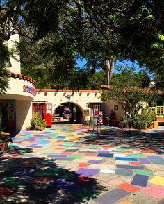 Balpoa park, san diego, california, spanish village, adventure, explore, colors, beautiful destinations