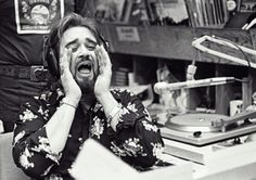 Robert Weston Smith, known as Wolfman Jack, was an American disc jockey, famous for his gravelly voice. Dj Music, Music Is Life, Wolfman Jack, Alan Freed, The Midnight Special, Music Down, American Bandstand, American Graffiti