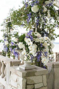 Epic Lake Geneva Wedding from Bliss Weddings and Events - wedding ceremony idea