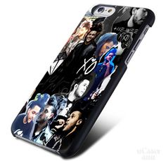 Sell The Weekend xo collage iPhone Cases cheap and best quality. *100% money back guarantee