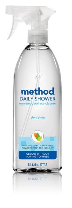 daily shower cleaner - Method UK