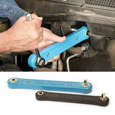 Reach into Tight Places with a Ratchet Extender