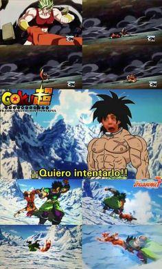 Dragon Ball Image, Dragon Ball Gt, Dbz Memes, Funny Memes, Dbz Wallpapers, Otaku Meme, Me Anime, Walt Disney Pictures, Pokemon Fan Art