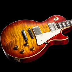 1959 Gibson Les Paul (in Washed Cherry)