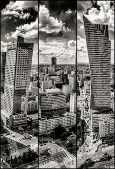 City Center, Warsaw, Poland  #warsaw #warszawa #citycentre #city #lovewarszawa