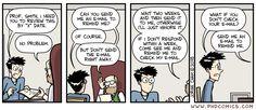 PHD Comics: Remind me