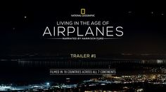 """Official website: www.airplanesmovie.com  LIVING IN THE AGE OF AIRPLANES is a story about how the airplane has changed the world. Filmed in 18 countries across all 7 continents, it renews our appreciation for one of the most extraordinary and awe-inspiring aspects of the modern world. The documentary is produced and directed by Brian J. Terwilliger (""""One Six Right""""), narrated by Harrison Ford, and features an original score by Academy Award-winning composer James Horner (""""Avatar,""""…"""