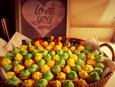 Mini Cupcakes:)