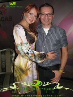 Luis Perdomo Diseñador Venezolano - Actris Gaby