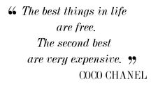 Fashion Quotes by famous designers and style icons -  Coco Channel